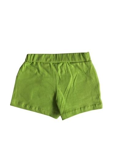 Zeyland Şort Yeşil